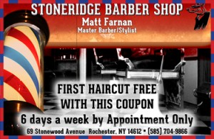 Stoneridge Barber