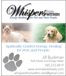 Jill Buckman Whispers from Within