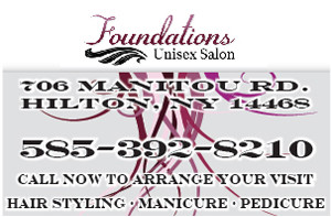Foundations Unisex Salon & Spa